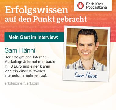 071 - Im Gespräch mit Sam Hänni