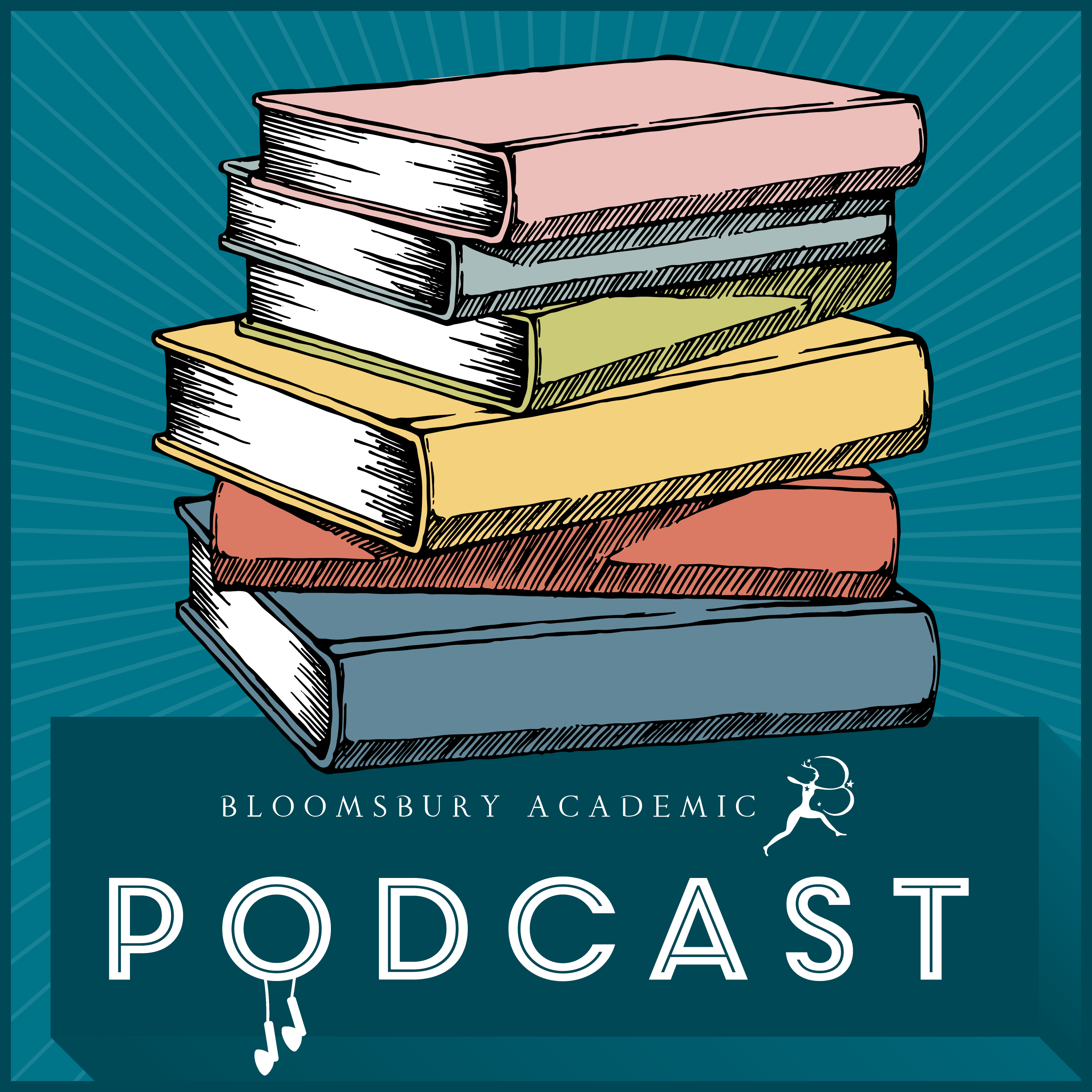 Bloomsbury Academic Podcast show art