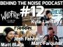 Artwork for #12 - Wildfire Special! Matt Black, Josh Fahran & Kyle Lamley.