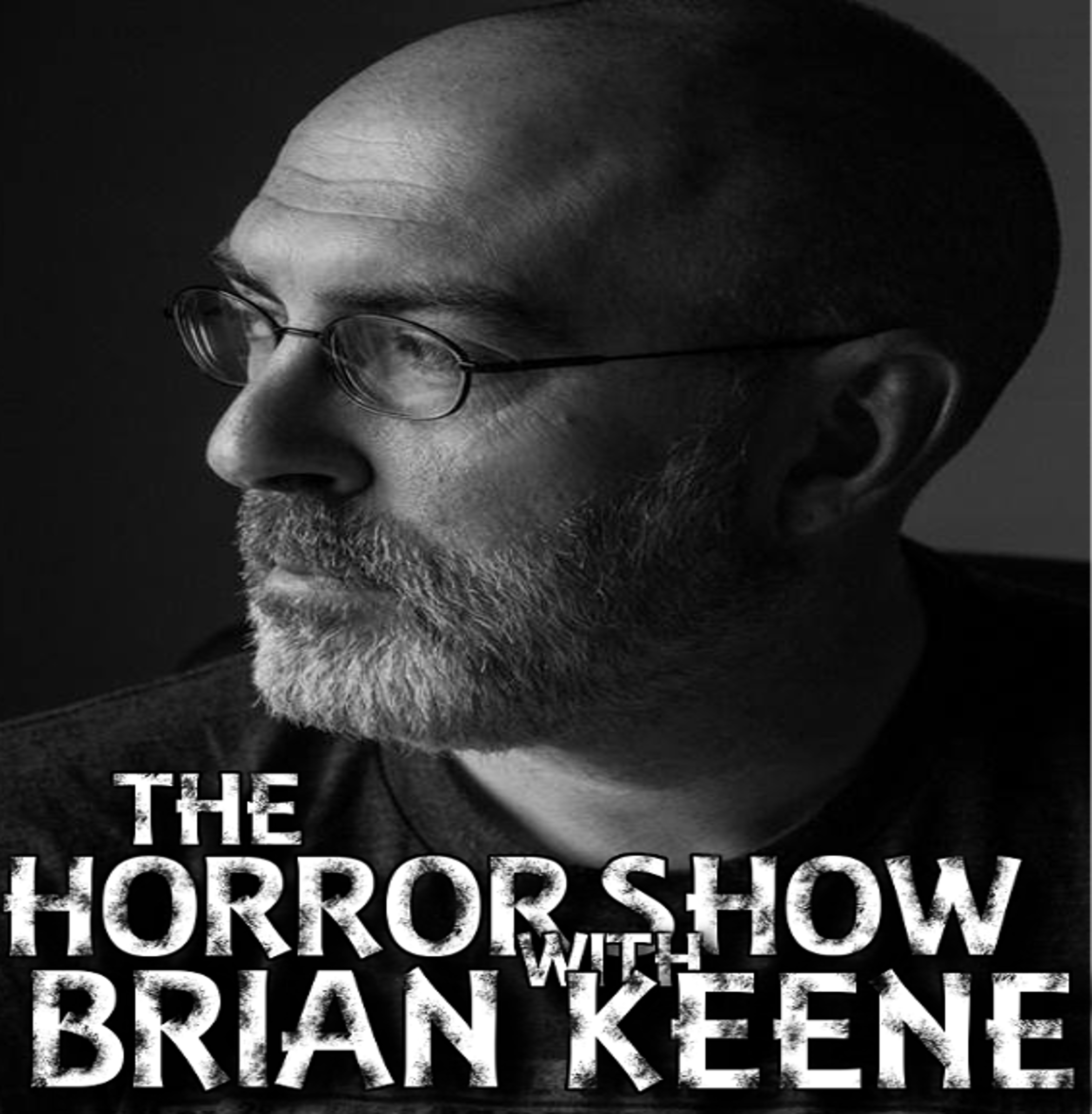 The Horror Show with Brian Keene show art