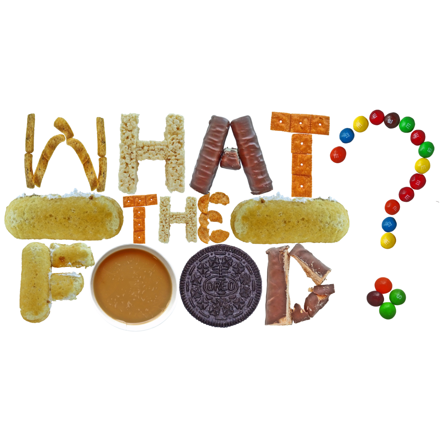 Artwork for What the Food !?! with some of the Game Designers of North Carolina (GDofNC)