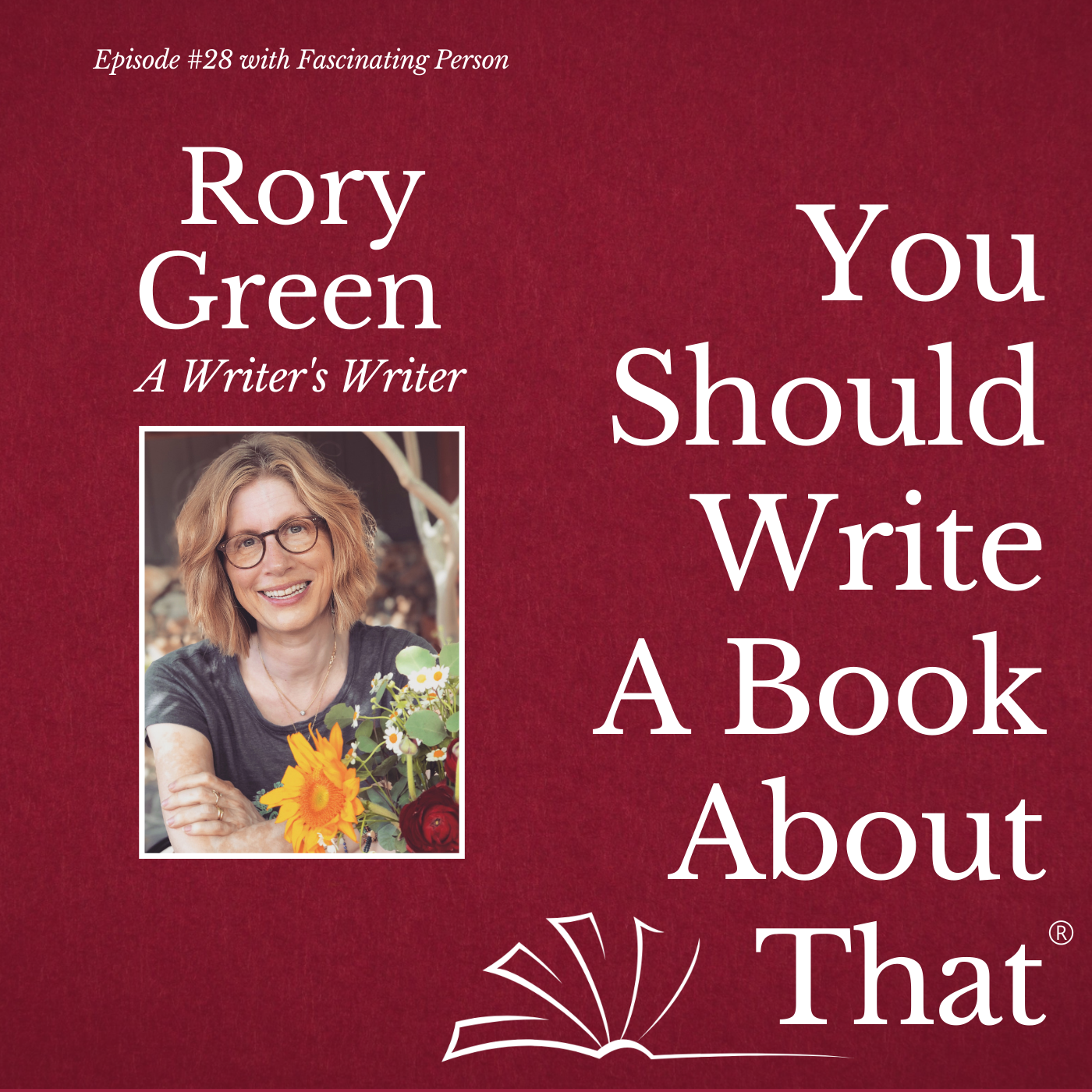 Rory Green - A Writer's Writer