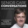 Artwork for E1: Welcome to Senior Care Conversations