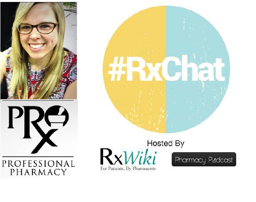 Pharmacy Podcast Episode 144 #RxChat Big Strategies in Pharmacy: What Moves Us Forward?