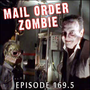 Mail Order Zombie: Episode 169.5 - Drive-In Horrorshow, Robert R. Best on Phantasm & a show announcement