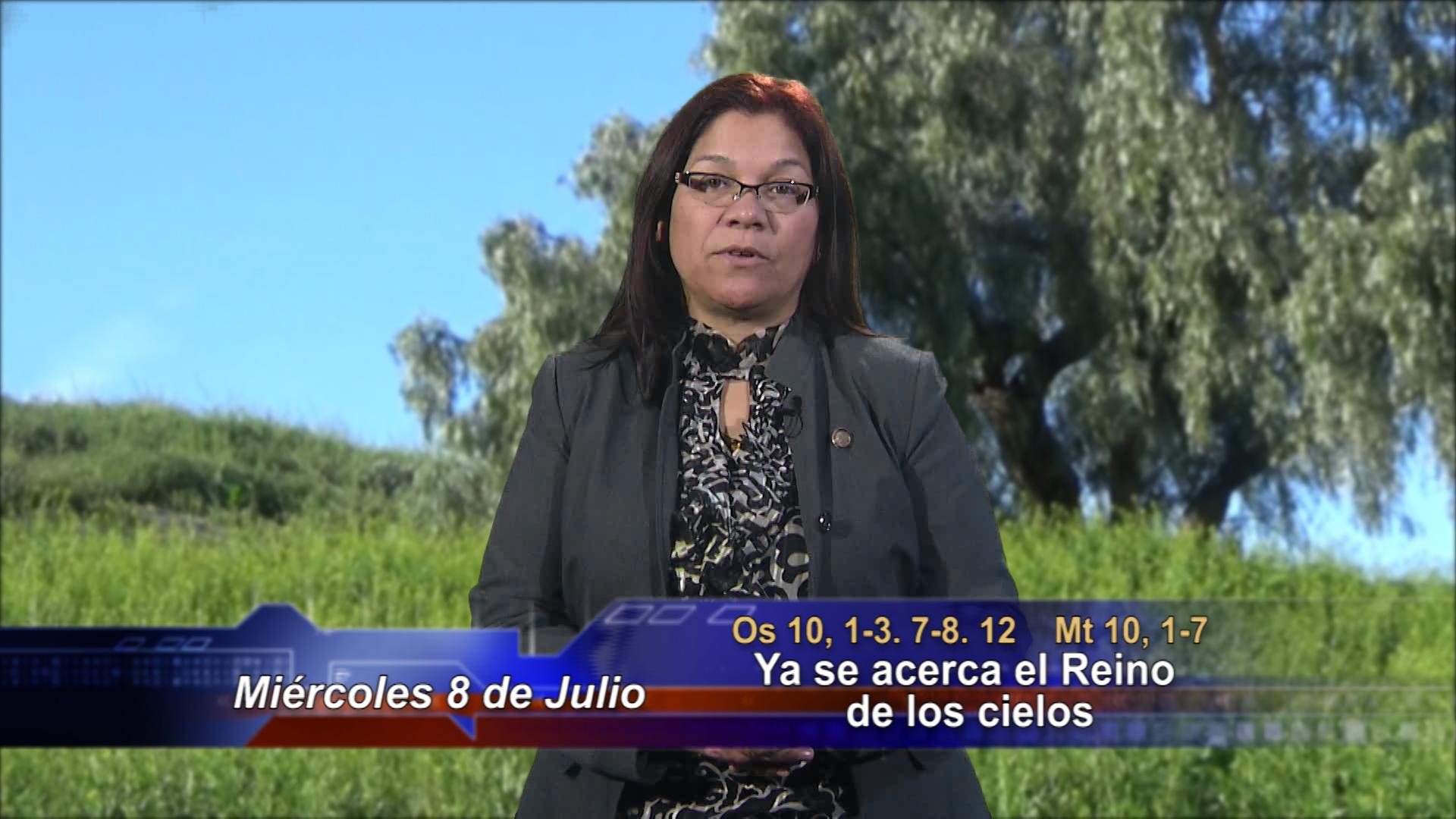 Artwork for Dios te Habla con Angela Valencia;   Tema de hoy: Los doce apostoles