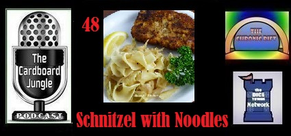 Ep48-Schnitzel with Noodles
