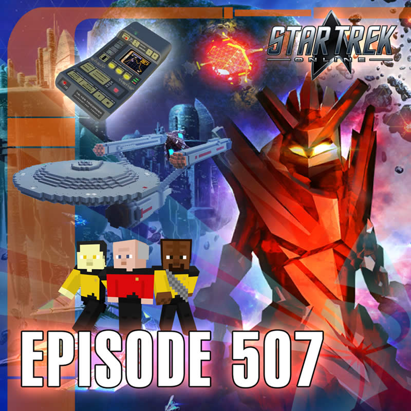 507 - Tholians, Tribble, and Tricorders