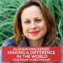 Artwork for 64 Making a difference in the world with Alisoun Mackenzie
