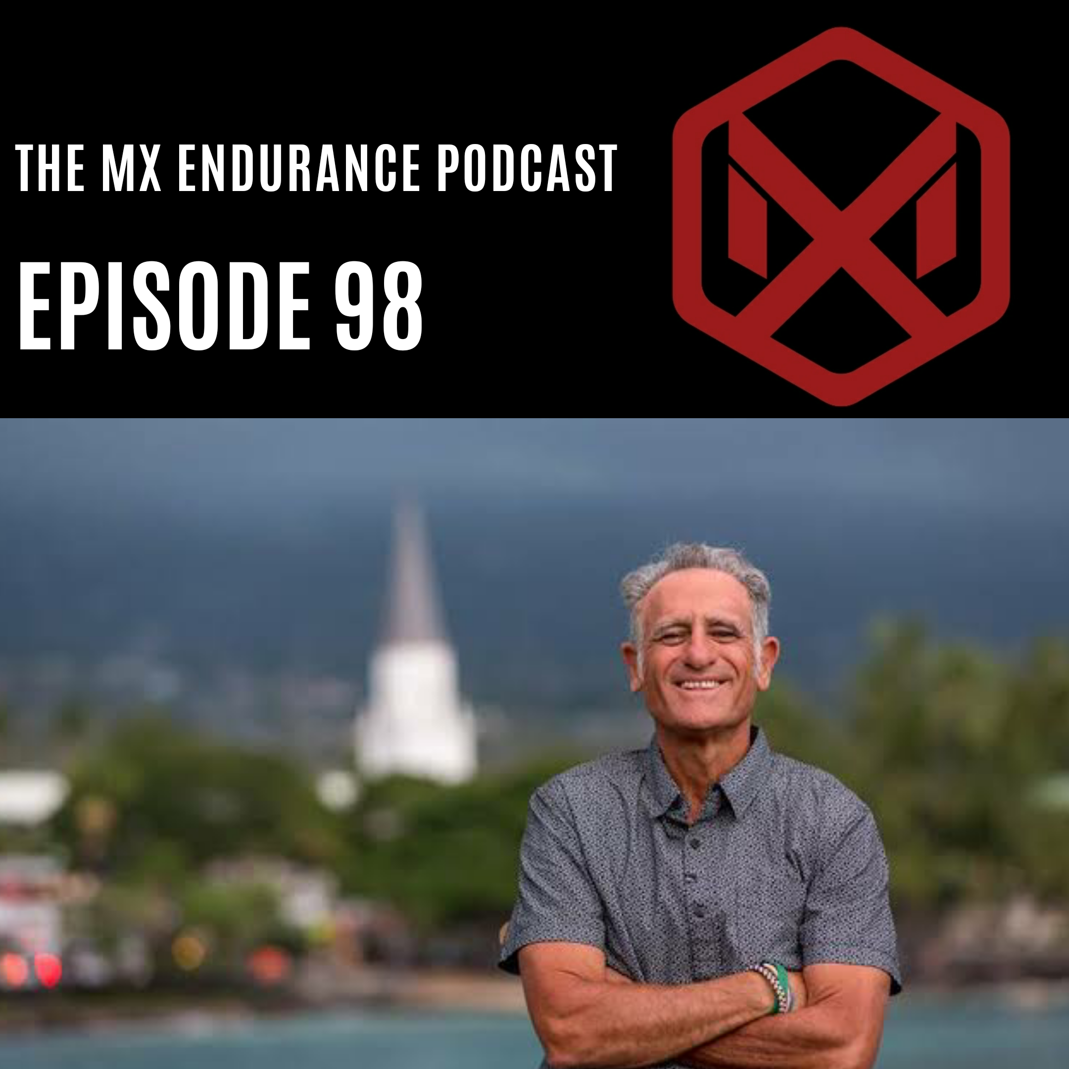#98 -  The Godfather of Triathlon - Bob Babbitt