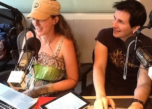 Hal Sparks Radio Pgm -- Anniversary Episode Live in NYC! 8/23/13