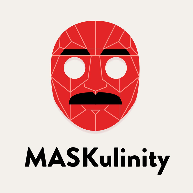 MASKulinity show art