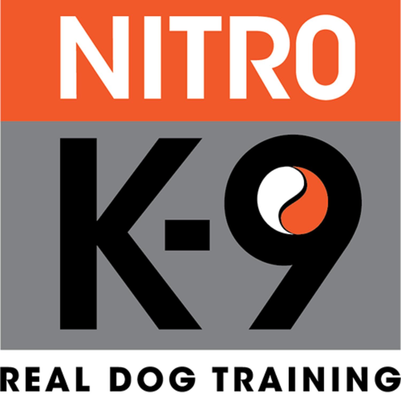 Real Dog Training by Nitro K-9 show art