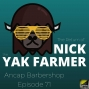 Artwork for The Return of Nick the Yak Farmer - ABS071