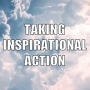 Artwork for Taking Inspirational Action (The FRONT #43)
