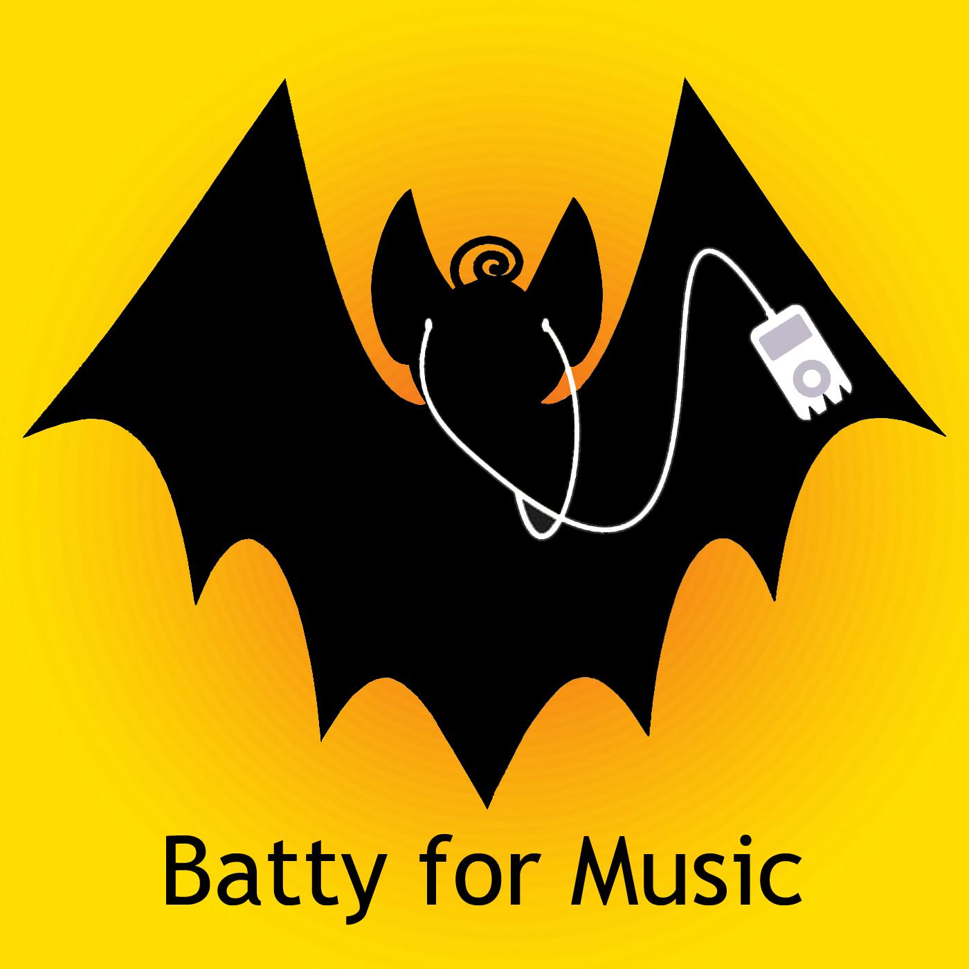 Batty for Music logo