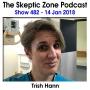 Artwork for The Skeptic Zone #482 - 14.Jan.2018