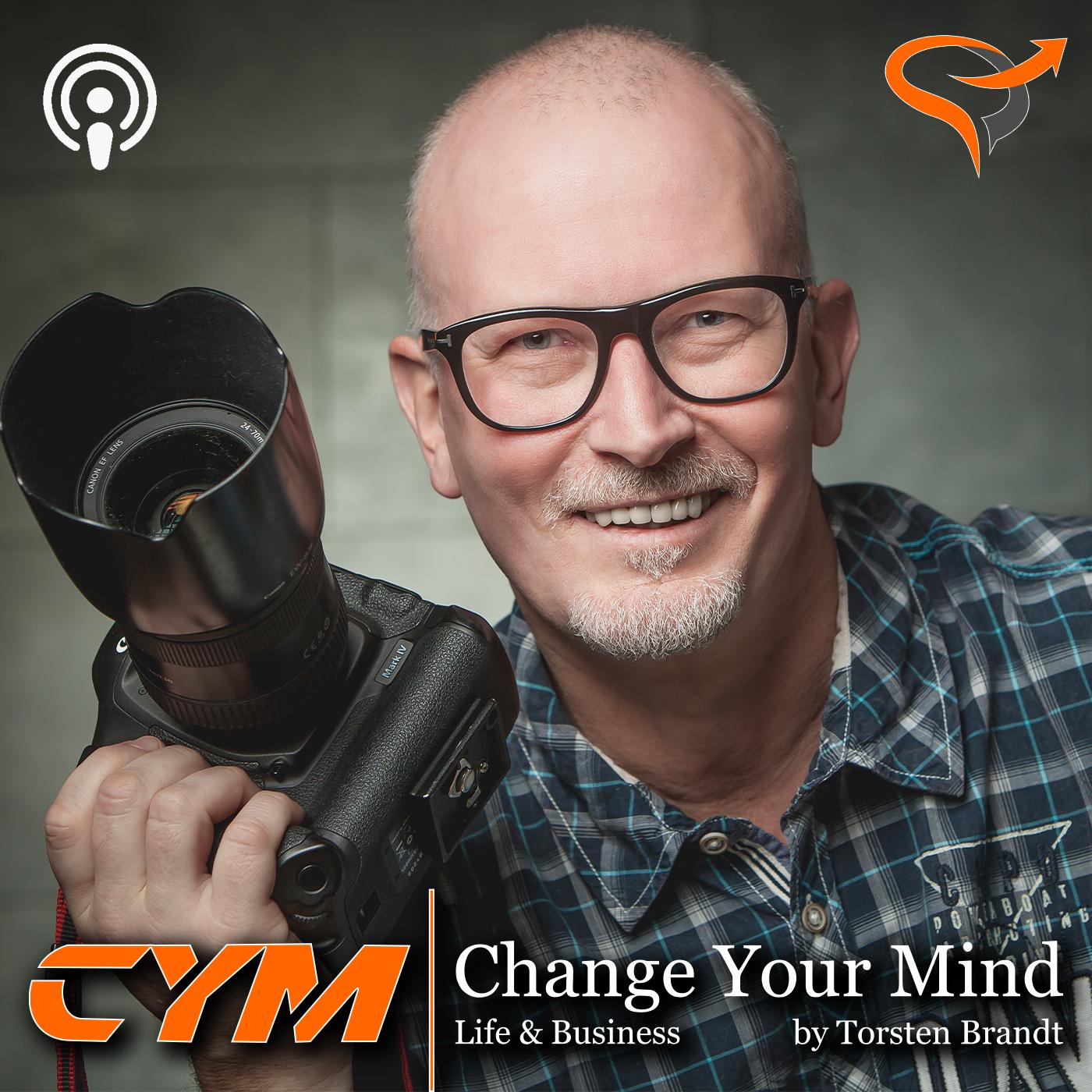 CYM - Change Your Mind show art