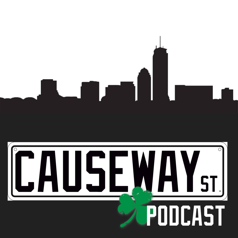Causeway Street Podcast show art