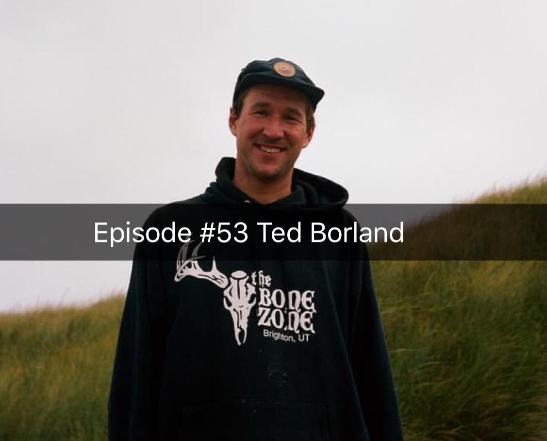 Ted Borland | BoneZone | Trifecta | Chainsaw Safety | Brighton | Cobra Dogs