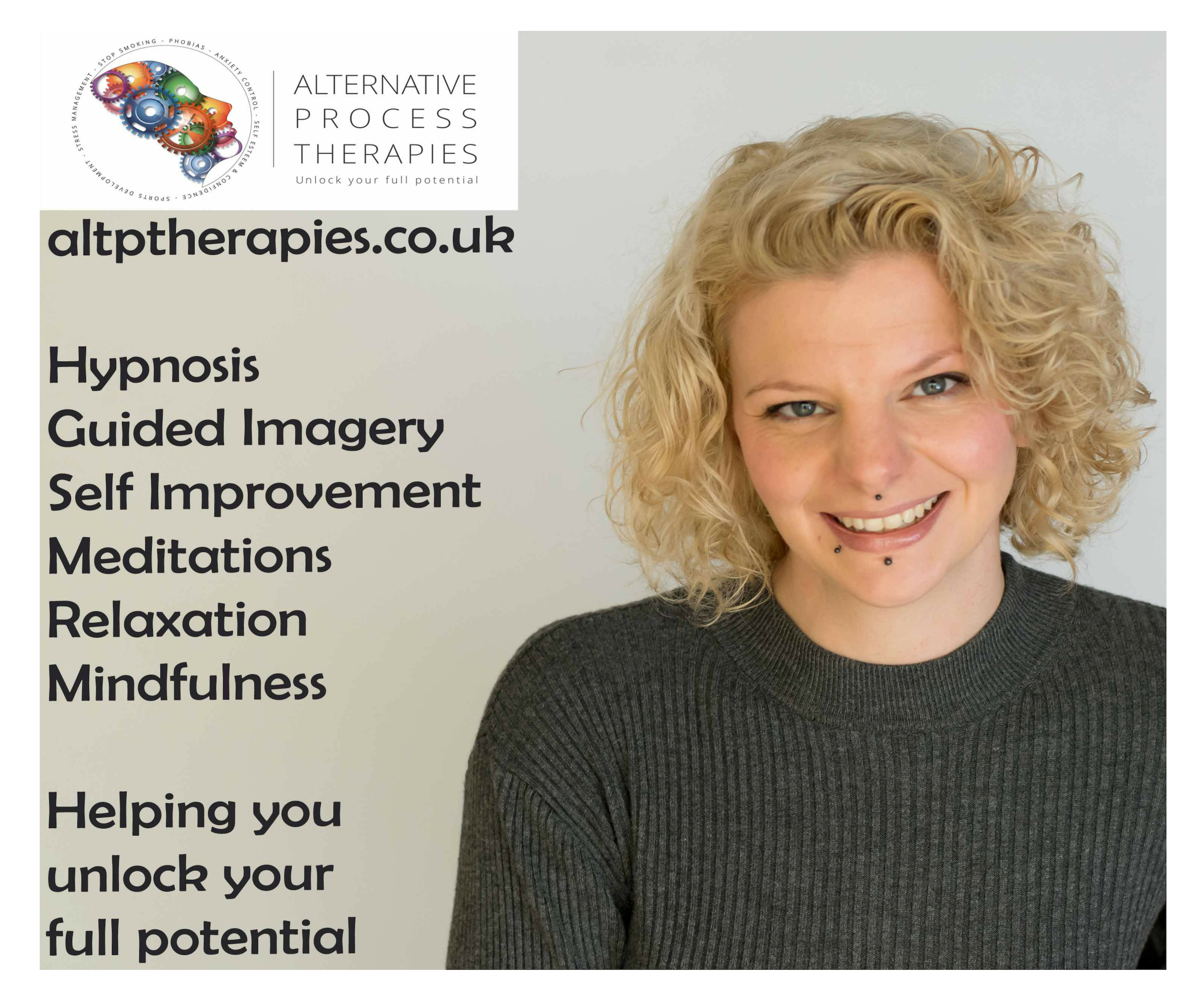 Artwork for Overcome alopecia or hair loss with hypnotherapy