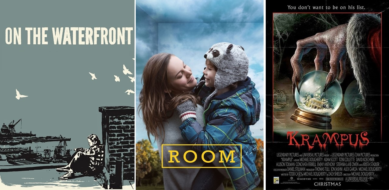 On The Waterfront / Room / Krampus
