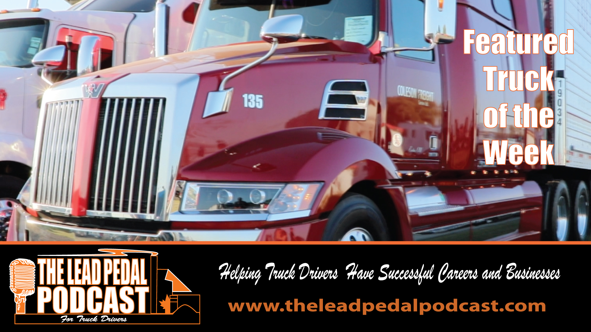 LP597 Featured Truck of the Week-2020 Western Star