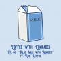 "Artwork for Episode 66: ""Blue Milk with Buddies"" ft. Kino Lefter"