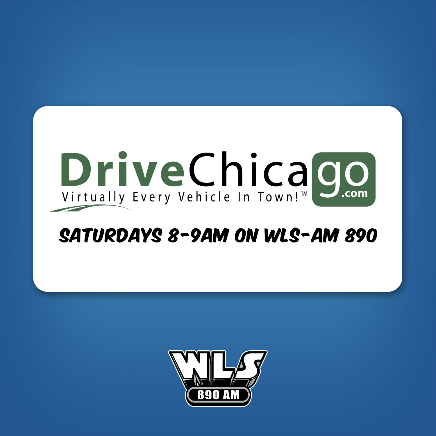 DriveChicago show art