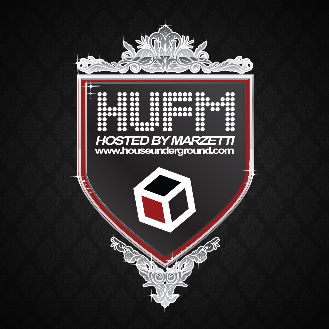 The HUFM Podcast, Hosted by Marzetti show art