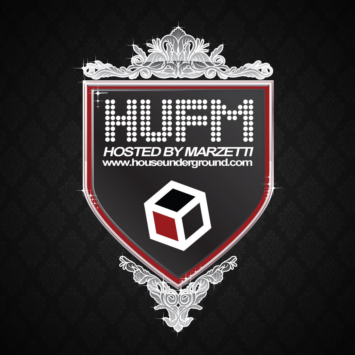 Artwork for HouseUnderground FM (HUFM) February 16 2008 Podcast