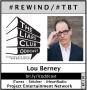 Artwork for The Liars Club Oddcast # 150 | #tbt Rewind - Lou Berney, Multiple Award-Winning Author