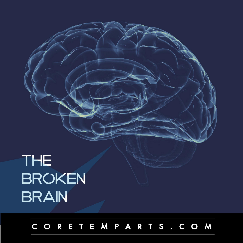 The Broken Brain™ show art