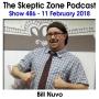Artwork for The Skeptic Zone #486 -11.Feb.2018