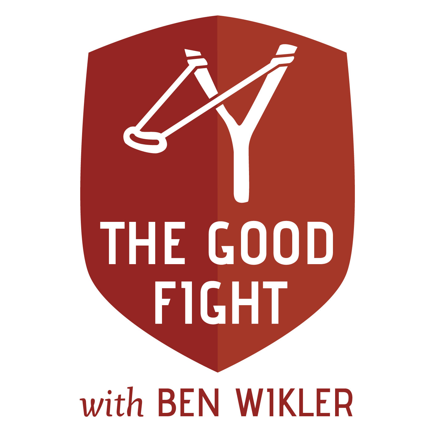 The Good Fight, with Ben Wikler logo
