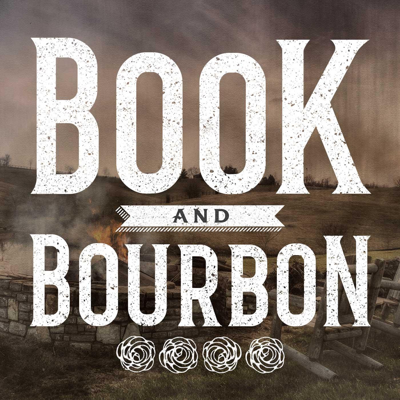 Book and Bourbon show art