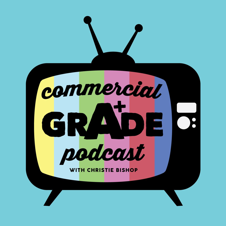 Commercial Grade Podcast show art