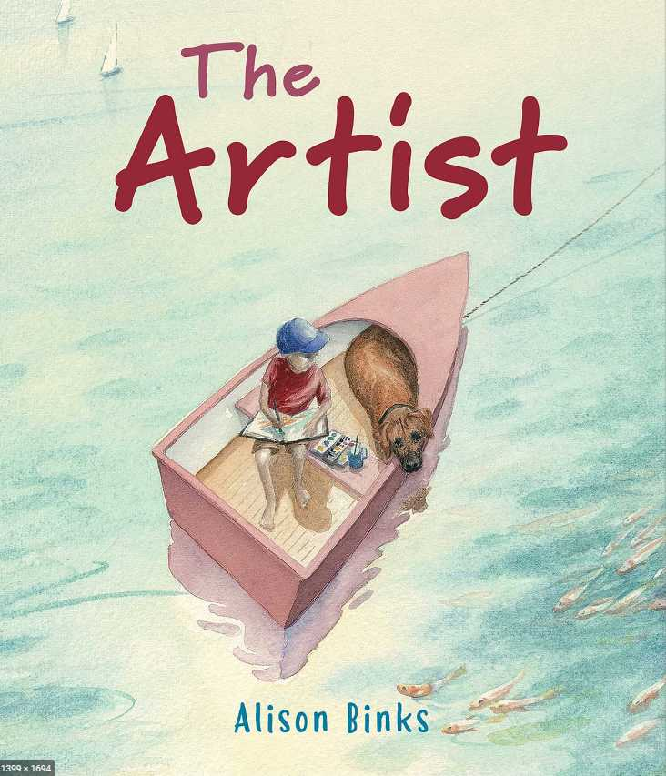 'The Artist' - cover