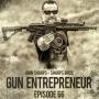 Artwork for Skillset Live Episode #66 - Gun Entrepreneur - John Sharps