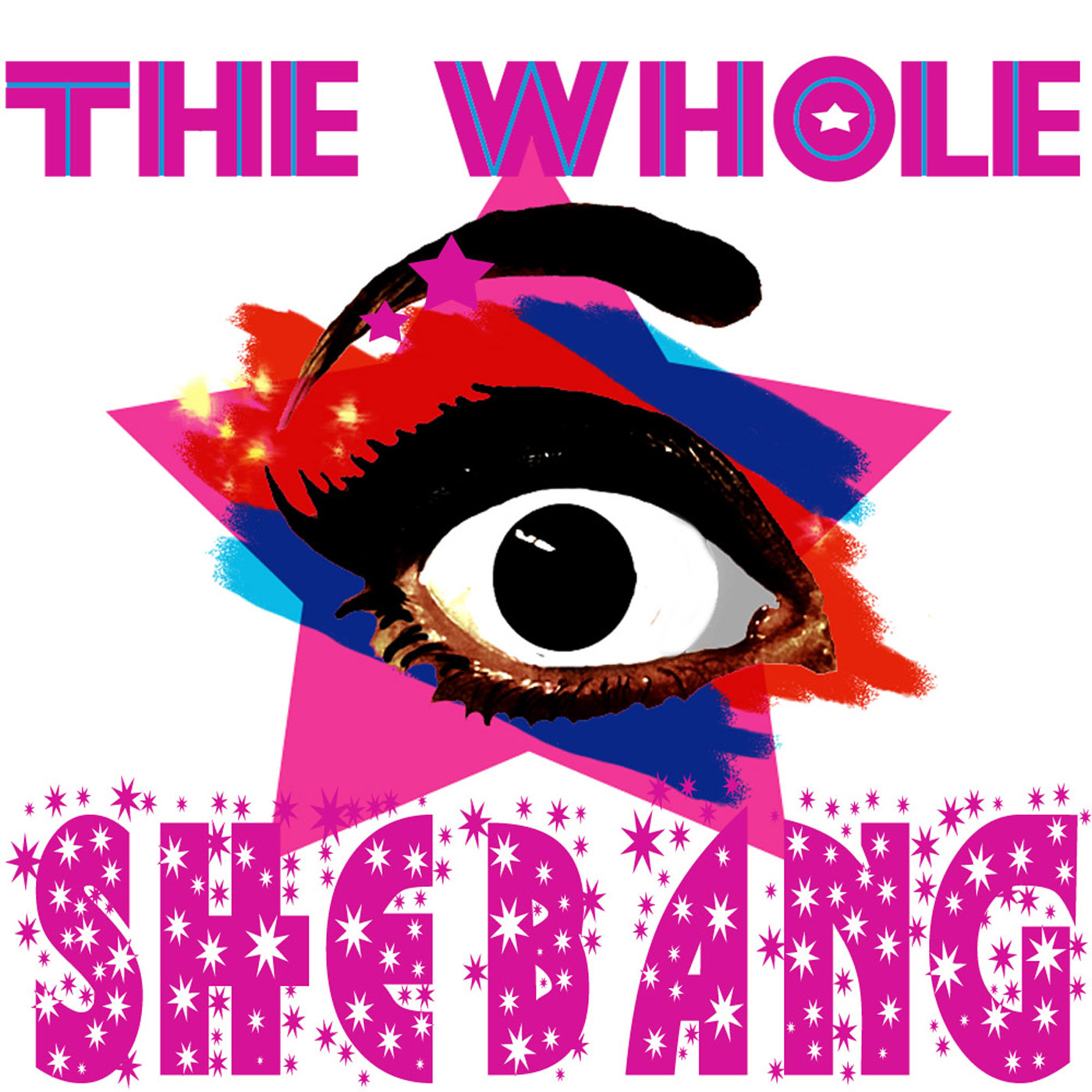 The Whole Shebang: The Minute-by-Minute Velvet Goldmine Podcast show art