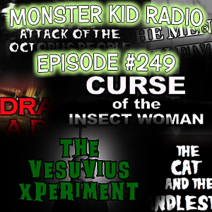 Monster Kid Radio #249 - Meet Monster Kid/Filmmaker Joshua Kennedy, plus holiday greetings!