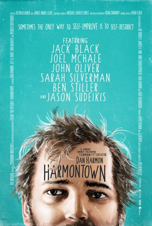 Ep. 64 - Harmontown (Conan O'Brien Can't Stop vs. Sleepwalk With Me)