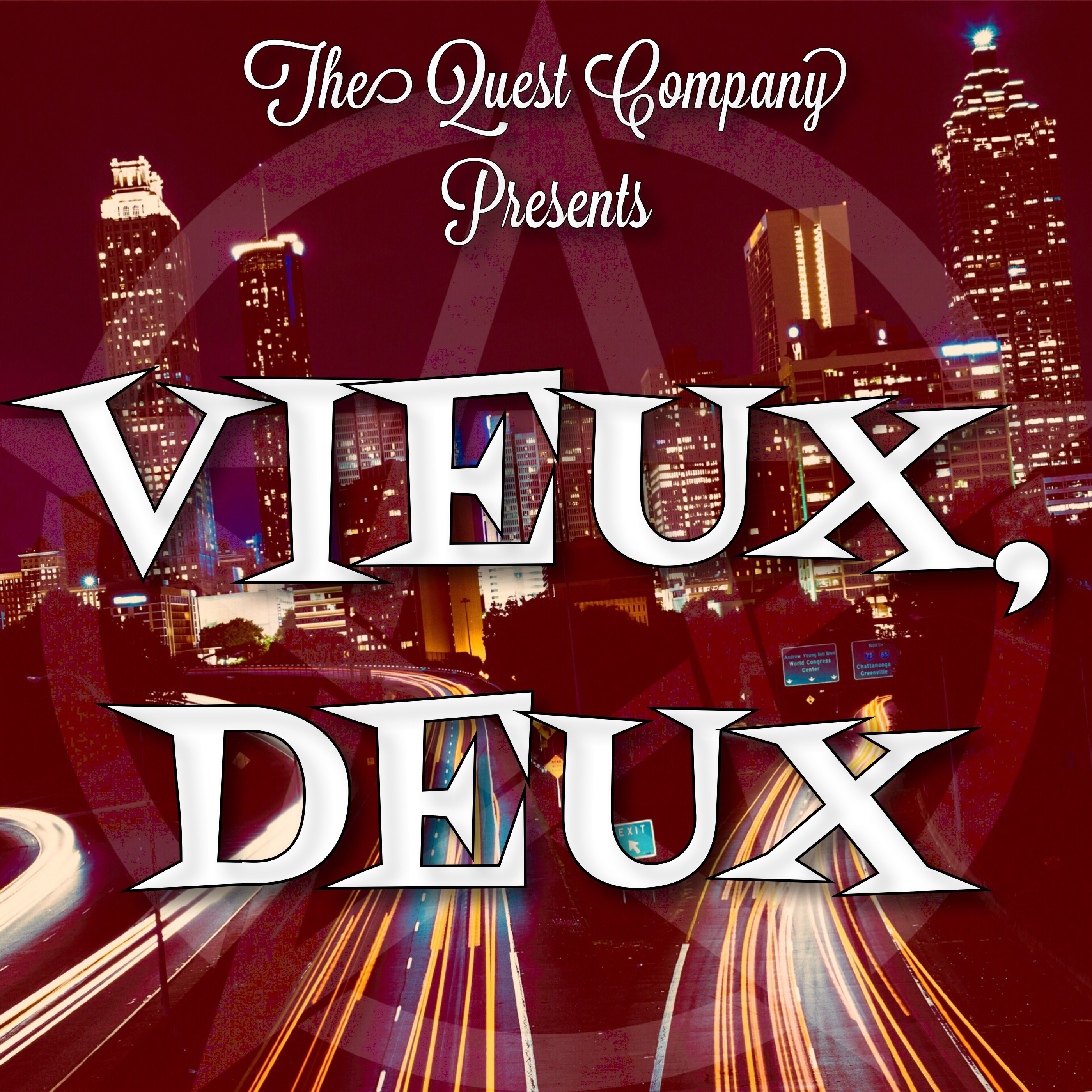 Artwork for VIEUX, DEUX Part 3 - 42069 Spooky Lane, Atlanta GA