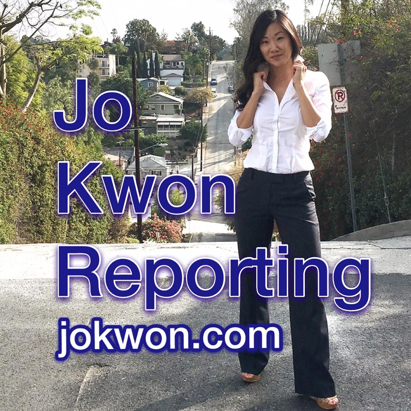 Jo Kwon Reporting show art
