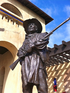 The New Mormon Battalion Historic Site a Hit With the Community and Visitors Alike