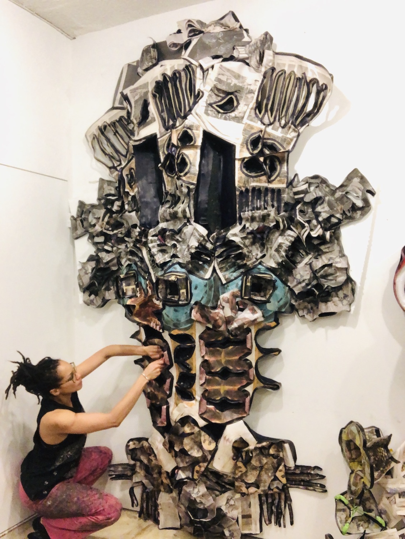 Epis.#278: Los Angeles-based sculptor Alicia Piller