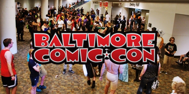 Comic Book Bears Podcast Issue #104 - A Bear Grrrs in Baltimore