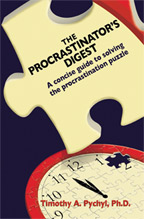 The Procrastinator's Digest - My New Book