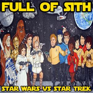 Special Release: Star Trek Vs. Star Wars