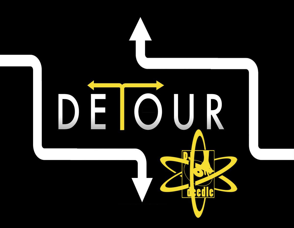 Deedlecast Detour Art